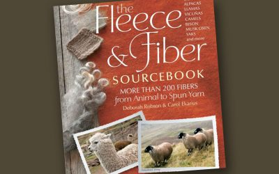 Books in the CHG Library  – A guide to animal fibers