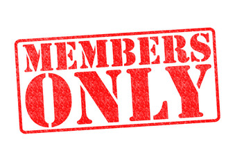 Members Only Class Registration